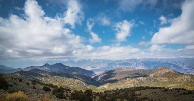High Sierra Mountains (California)