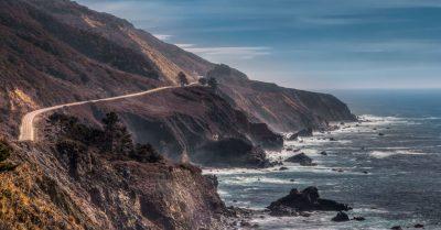 California Route 1, Big Sur (California)