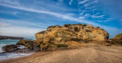 Spooner's Cove Rock (California)