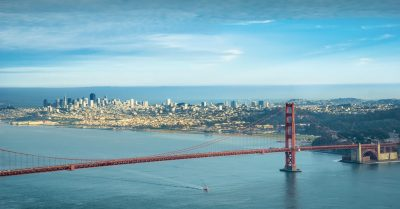 Sunny Afternoon in San Francisco (California)