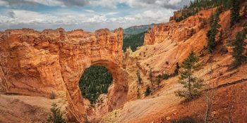 Bryce Canyon's Natural Bridge (Utah)