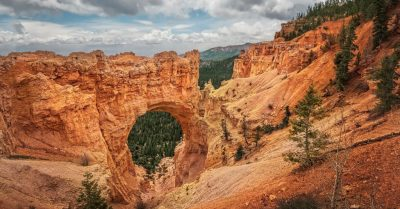 Bryce Canyon's Natural Bridge (Utah)
