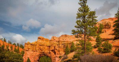 Calm Before the Storm at Bryce (Utah)