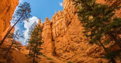 Navajo Trail in Bryce Canyon (Utah)