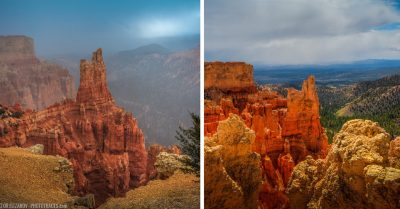 Bryce Canyon's Unpredictable Weather (Utah)