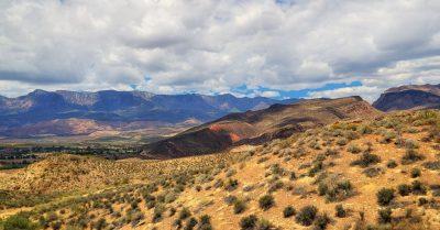 Colors and Textures of Utah Desert