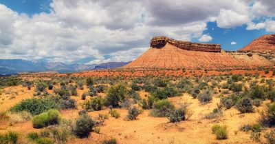 From Canyons of Utah to Deserts of Nevada