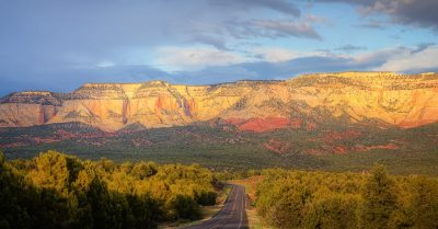 The White Cliffs of The Grand Staircase (Utah)