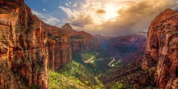 Zion Canyon Overlook Trail (Utah)