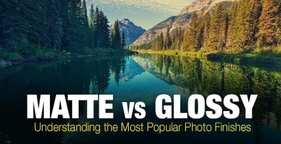 Matte vs Glossy Photos: When, Why and How