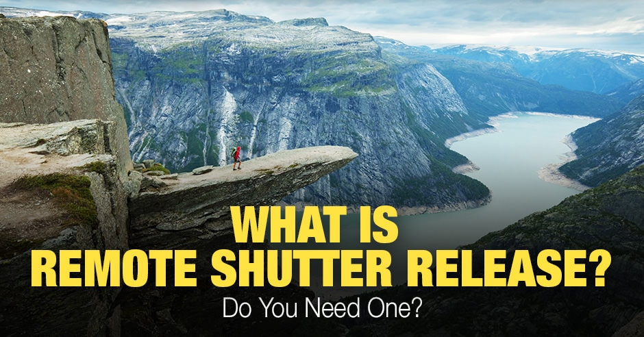 What is a Remote Shutter Release? Do I Need One?