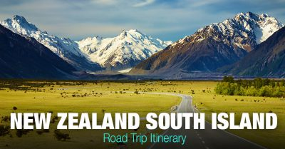 Best Spots in New Zealand South Island