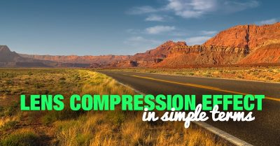 The Perspective Compression Effect or How to Use Telephoto Lens Creatively