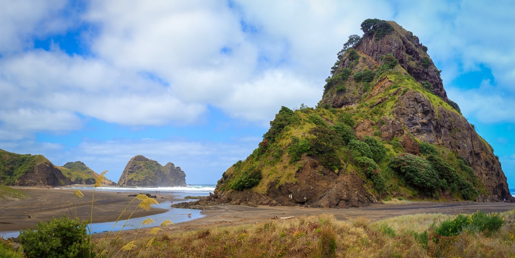 3. Piha Beach - New Zealand North Island
