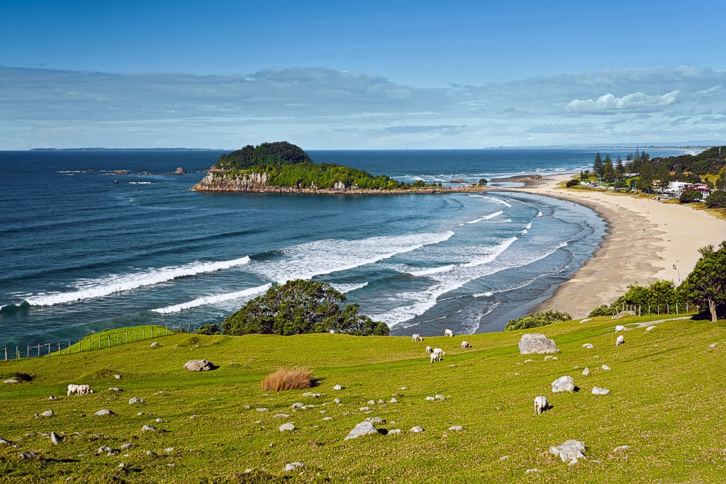6. Mt. Maunganui - New Zealand North Island