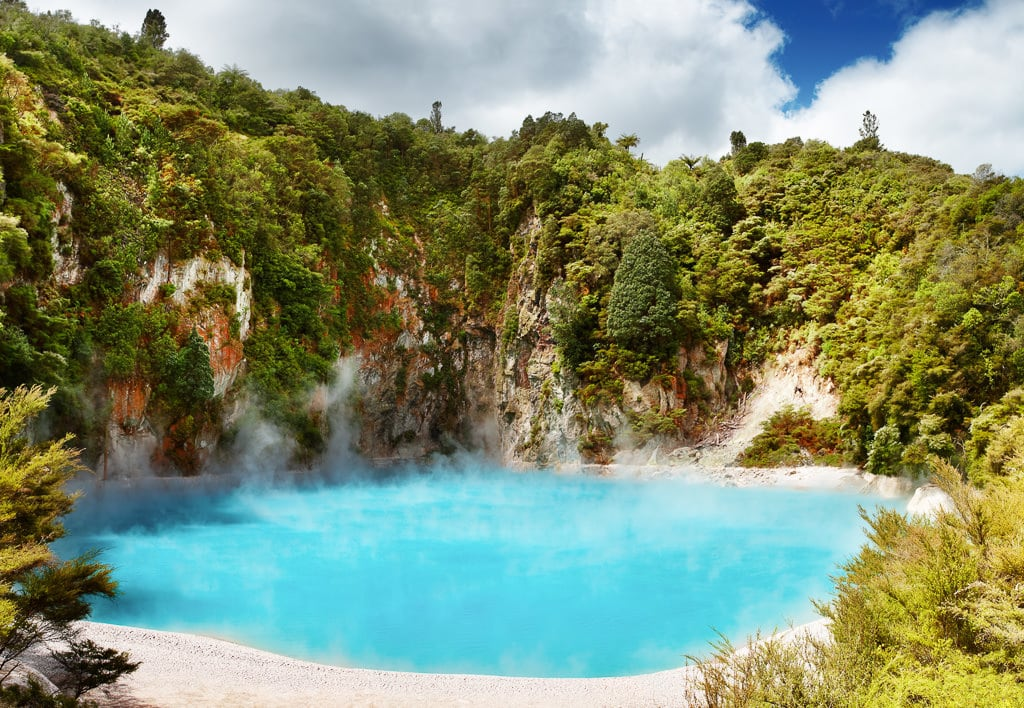 7. Rotorua - New Zealand North Island