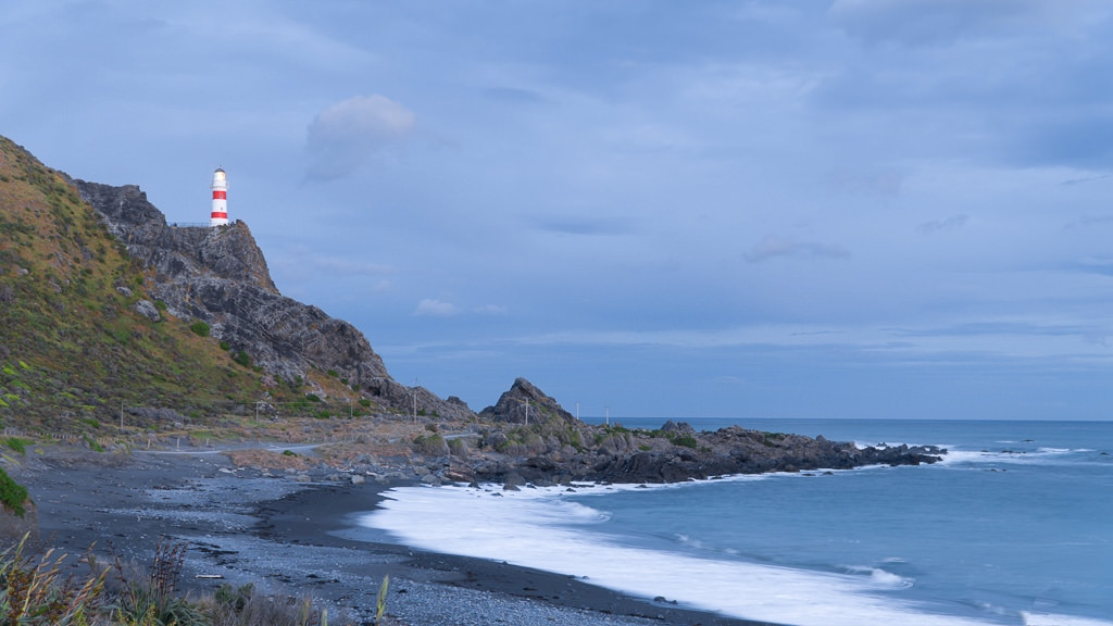 12. Cape Palliser - New Zealand North Island
