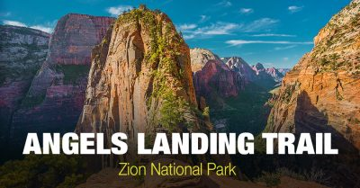 Conquering Angels Landing in Zion National Park (Utah)