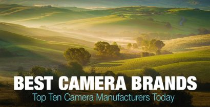 Best Camera Brands Today – Top 10 Camera Manufacturers