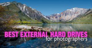 Best External Hard Drives for Photographers