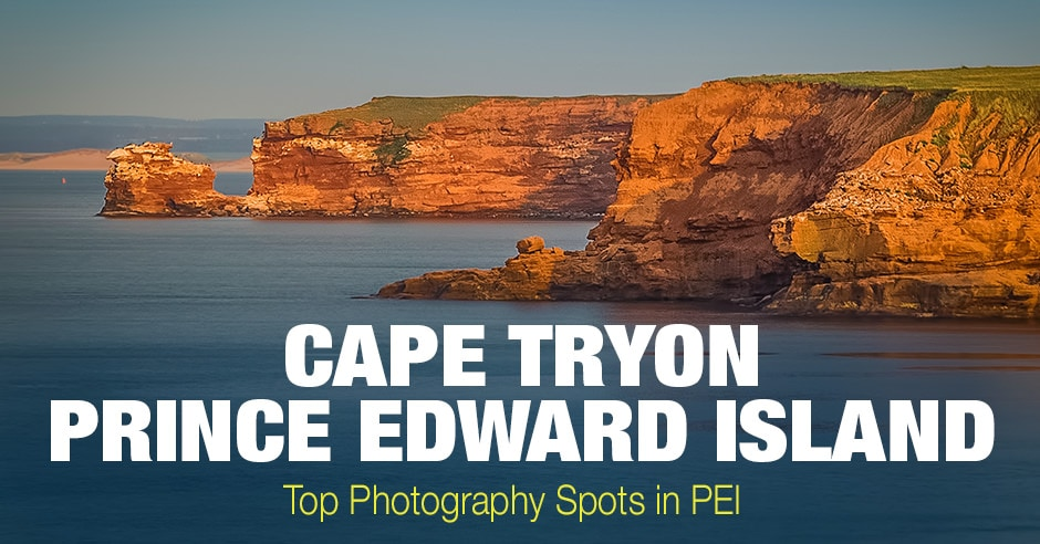 Photo Location Guide: Cape Tryon - Prince Edward Island