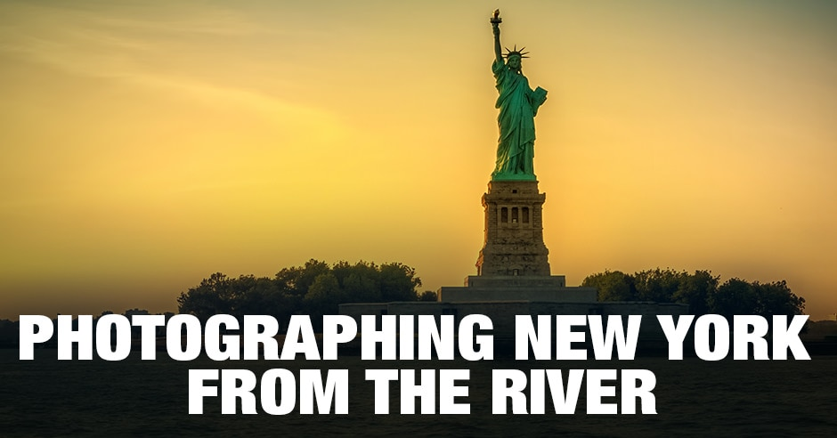 Photographing New York from the River