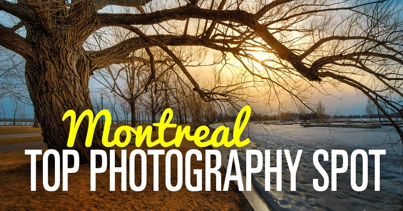 Montreal - The Best Spot in the City For Landscape Photography