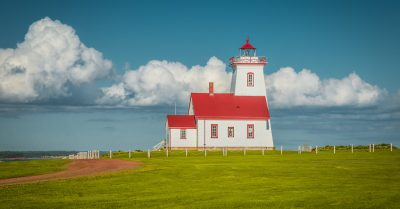 Wood Islands Lighthouse (Prince Edward Island)