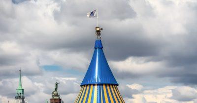 Cirque du Soleil in Old Montreal (Canada)