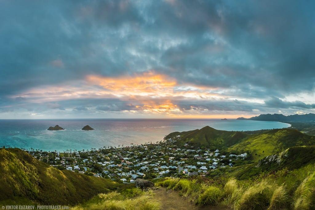 Travel Photography Blog - Hawaii. O'ahu. Lanikai Beach