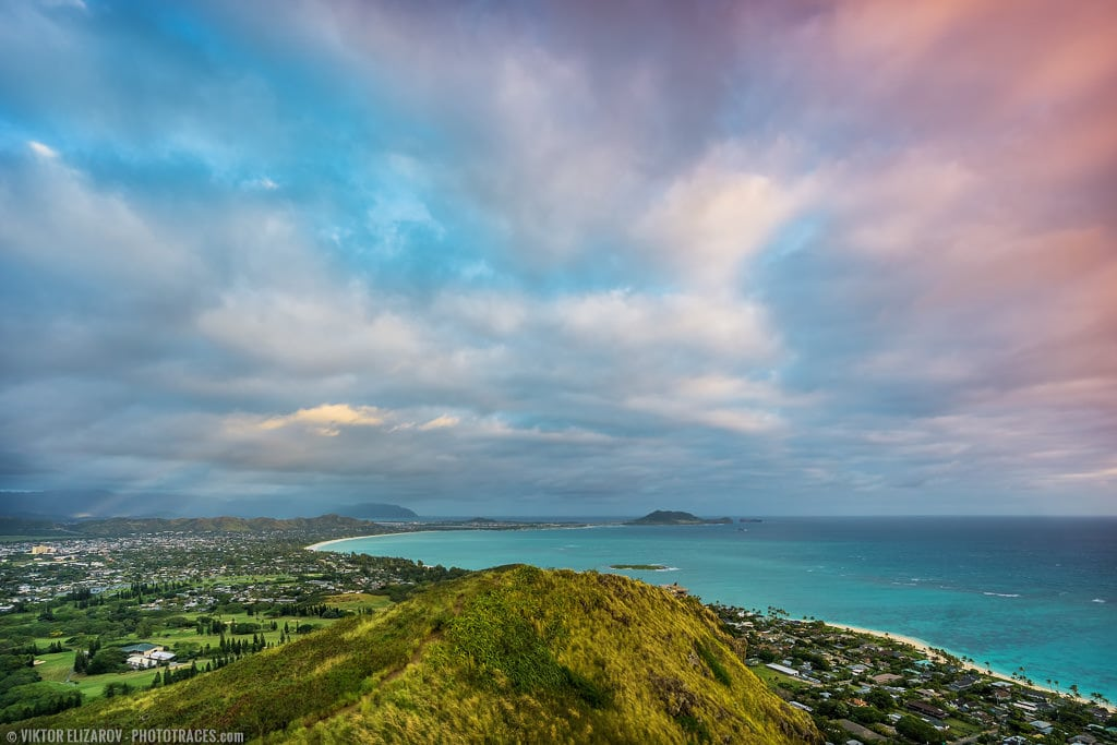 Hawaii. O'ahu. Kailua
