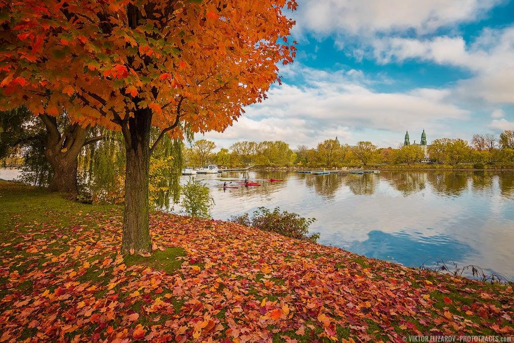Photo Location Guide: Canada. Montreal. Parc René-Lévesque