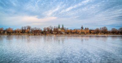 Winter Reflective Symmetry (Montreal)