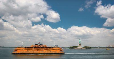 From Staten Island to Manhattan (New York)