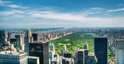 Photo Location Guide: The Best Spot for Photographing New York City from Above