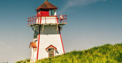 Covehead Harbour Lighthouse (Prince Edward Island)