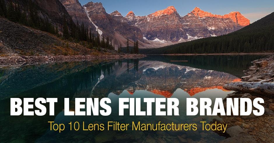 Best Lens Filter Brands