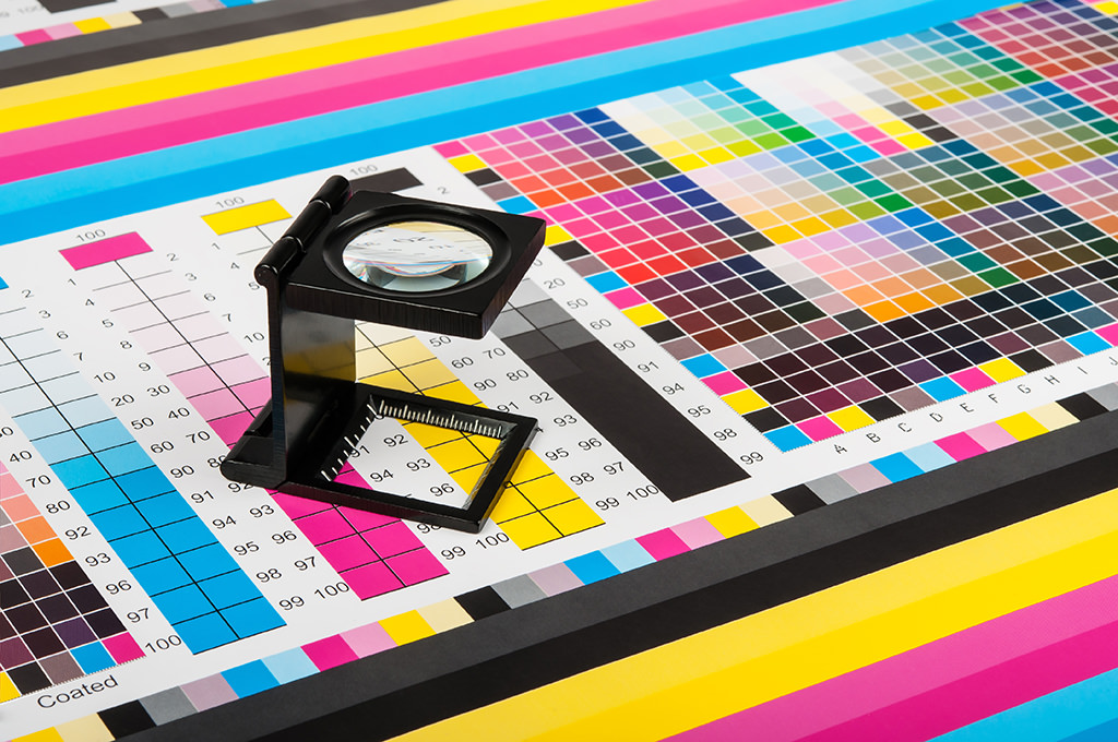 Hard Proofing - Test Print
