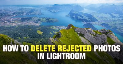 How to Delete Rejected Photos in Lightroom (My Culling Method)