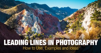Leading Lines in Photography – How to Use, Examples, Ideas