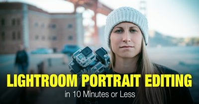 Lightroom Portrait Editing in 10 Minutes or Less
