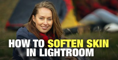 How to Smooth Skin in Lightroom (Fix Blemishes, Pimples & Wrinkles)