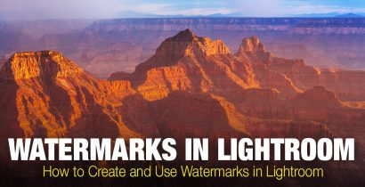How to Add Watermark in Lightroom Using Presets