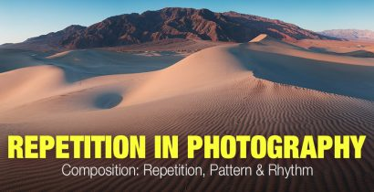 Repetition in Photography Composition (Pattern & Rhythm)